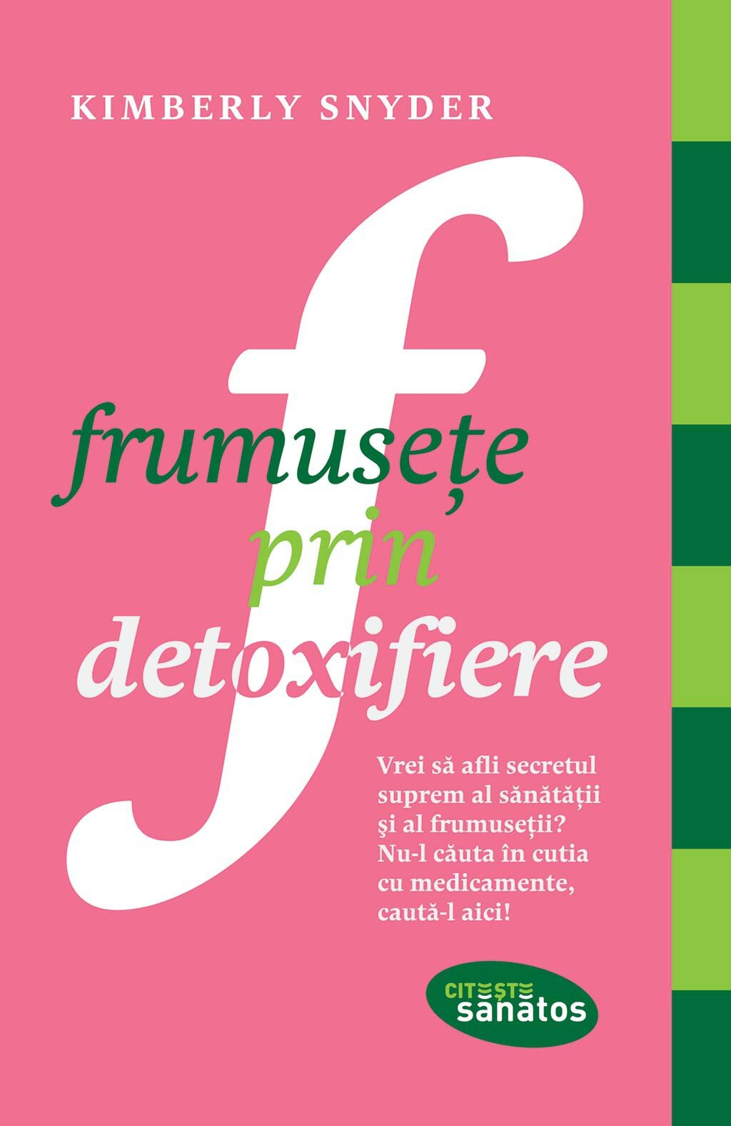 Frumusete prin detoxifiere (eBook)