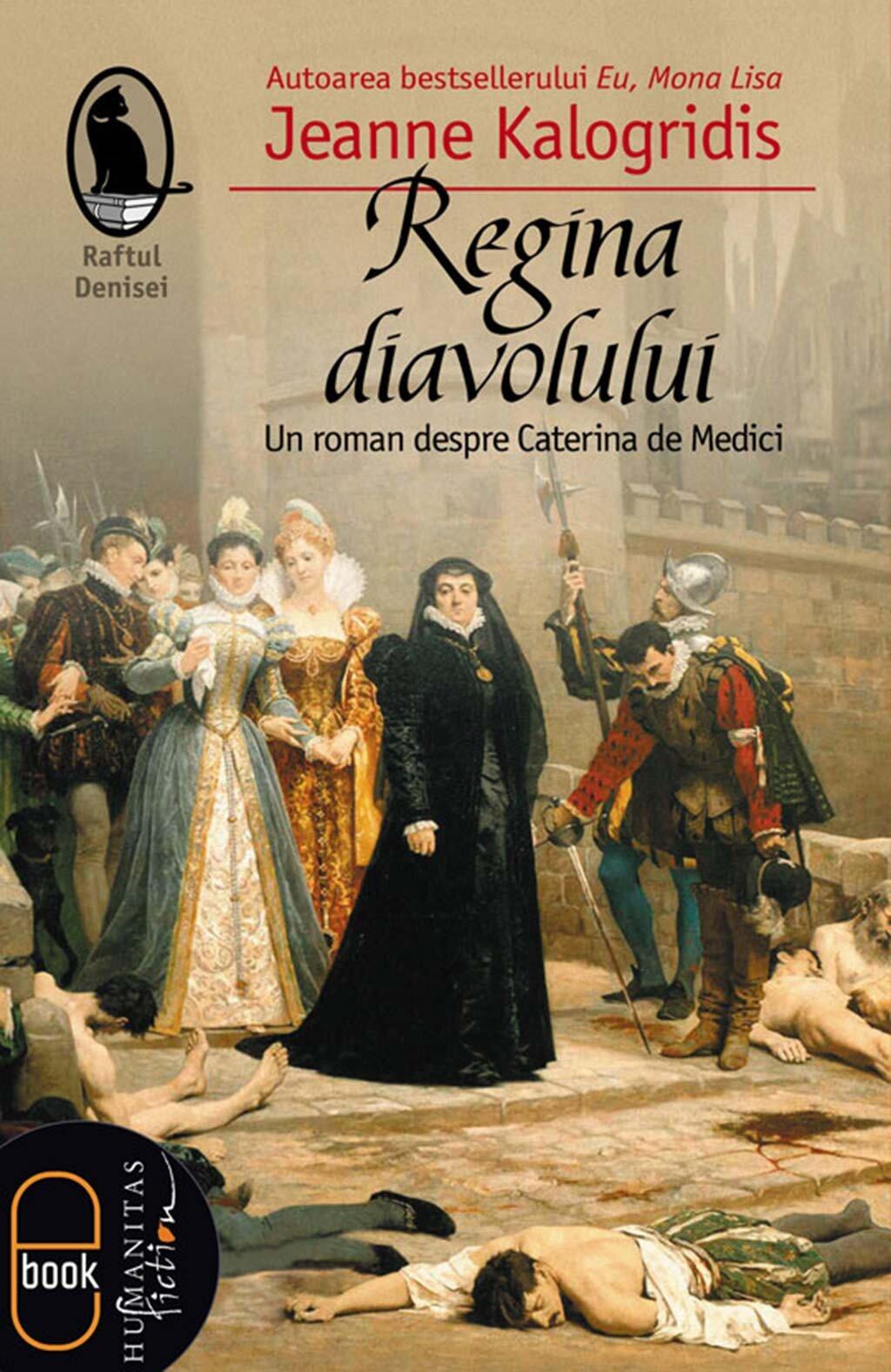 Regina diavolului. Un roman despre Caterina de Medici (eBook)