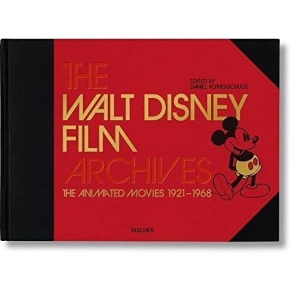 Walt Disney Film Archives: The Animated Movies 1921-1968, The