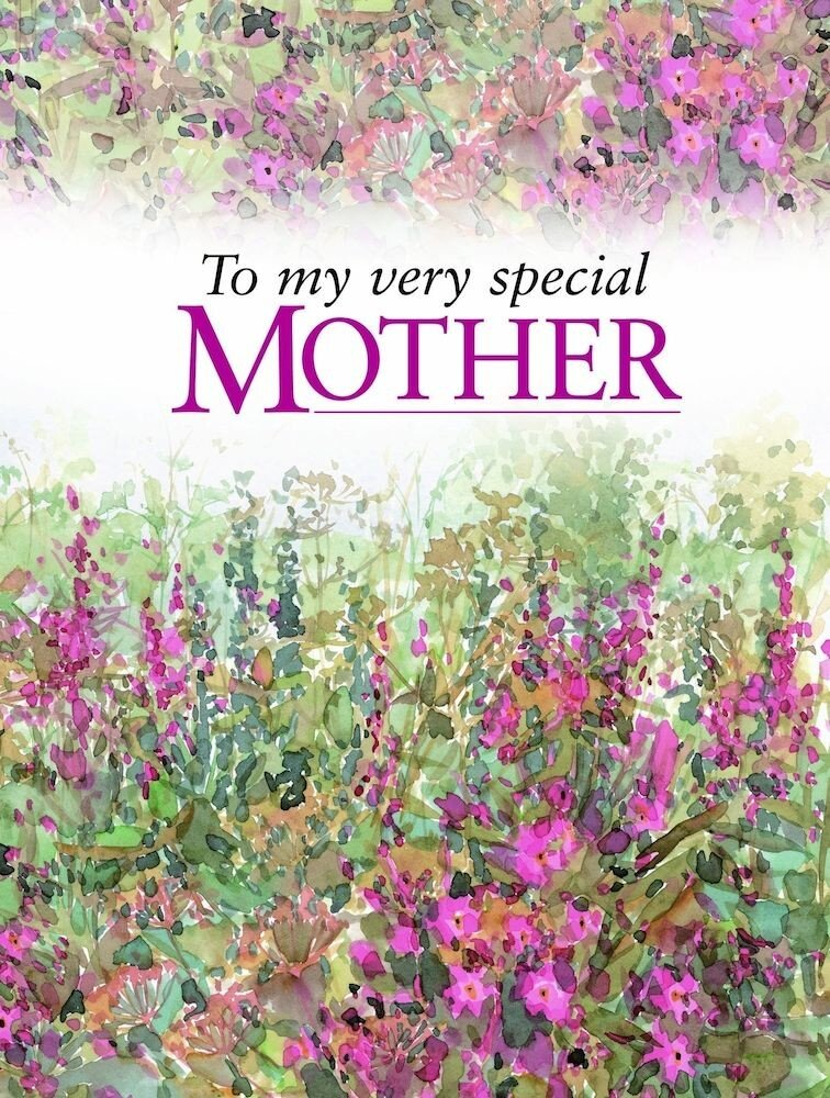To My Very Special Mother (Helen Exley Giftbooks)