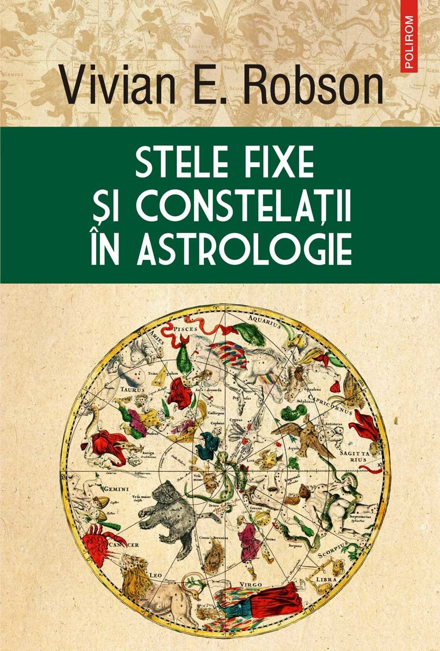 Stele fixe si constelatii in astrologie (eBook)