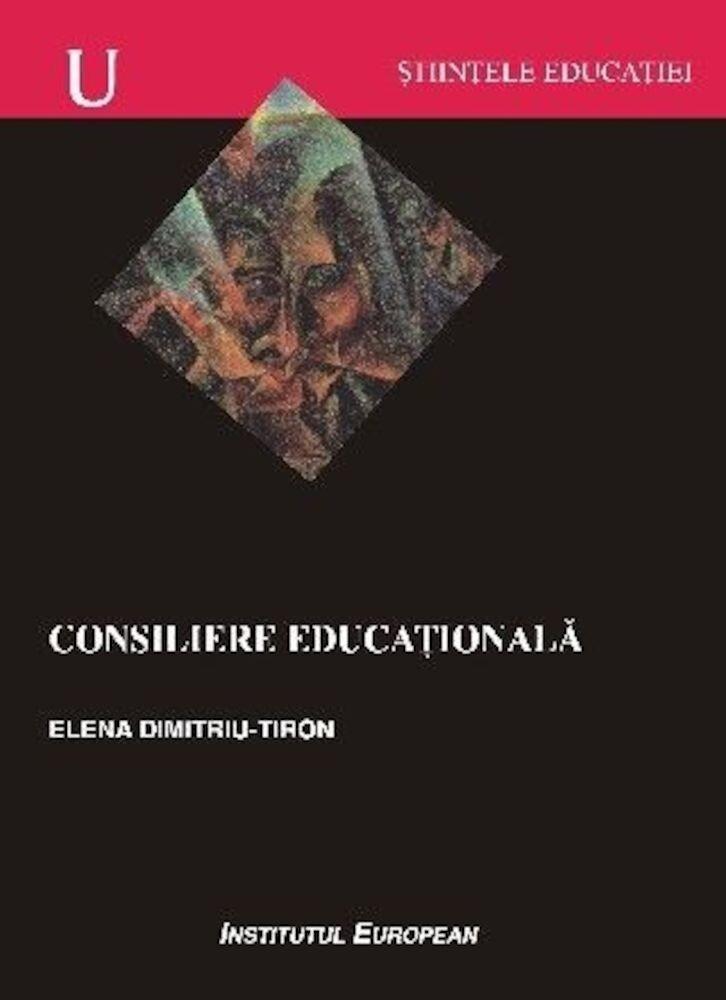 Coperta Carte Consiliere educationala