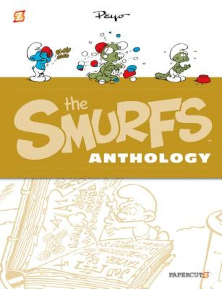 The Smurfs Anthology #4, Hardcover