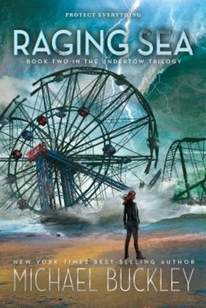 Raging Sea, Paperback