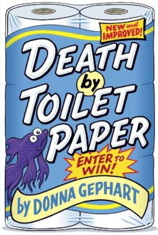 Death by Toilet Paper, Paperback