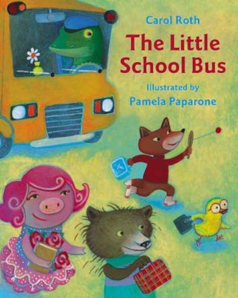 The Little School Bus, Paperback