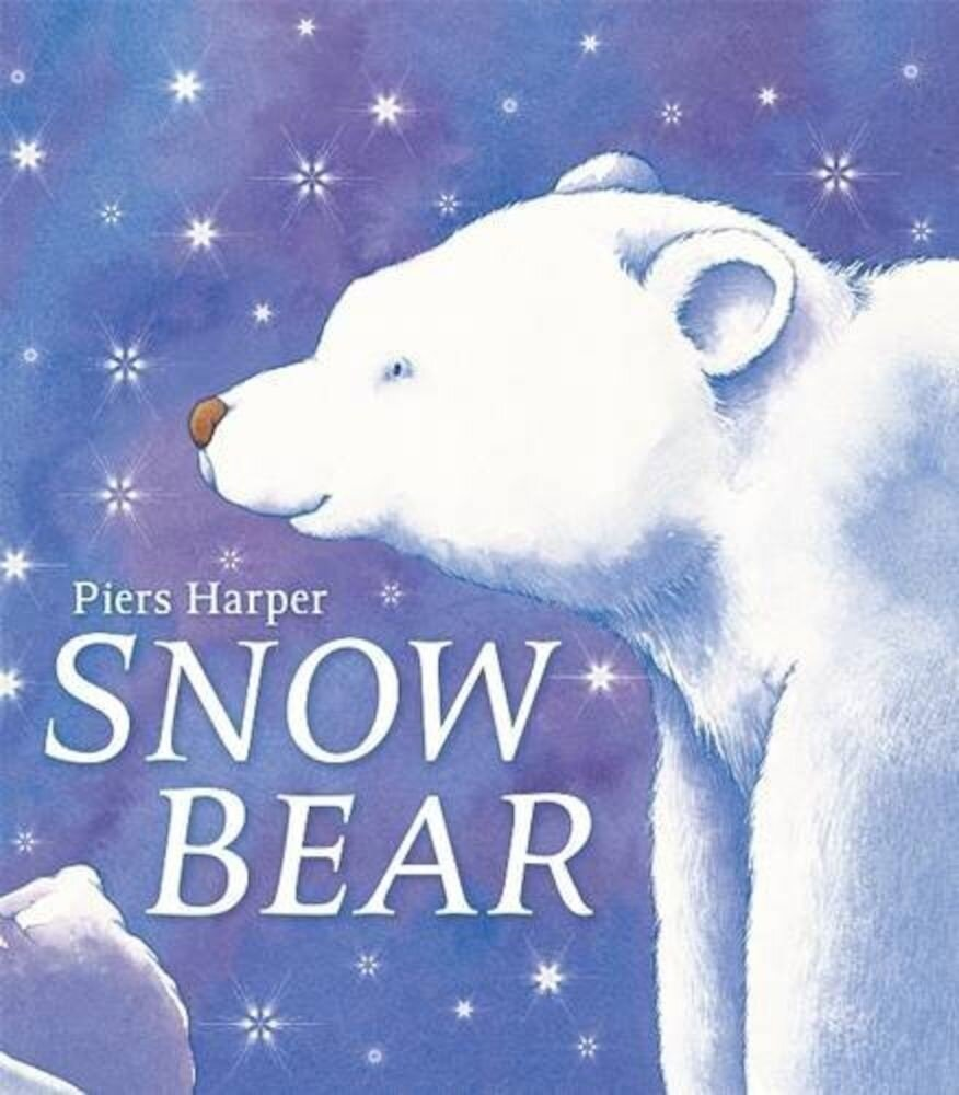 Snow Bear (Bonney Press)