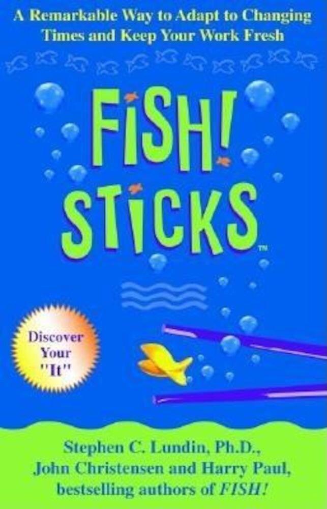 Fish Sticks, Hardcover