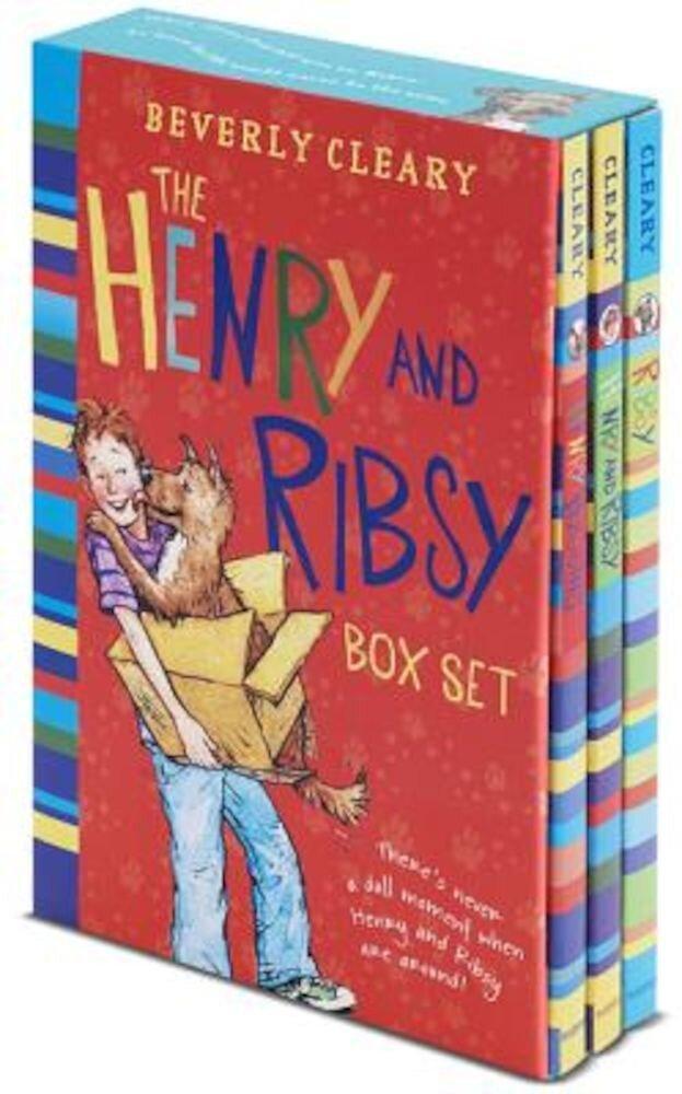 The Henry and Ribsy Box Set: Henry Huggins, Henry and Ribsy, Ribsy, Paperback
