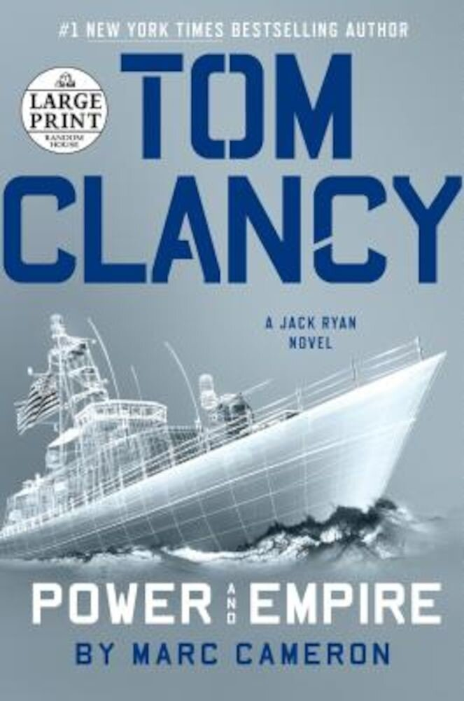 Tom Clancy Power and Empire, Paperback