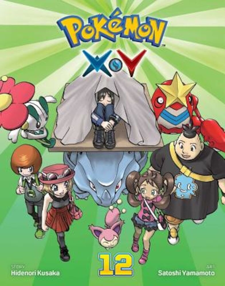 Pokemon X-Y, Vol. 12, Paperback