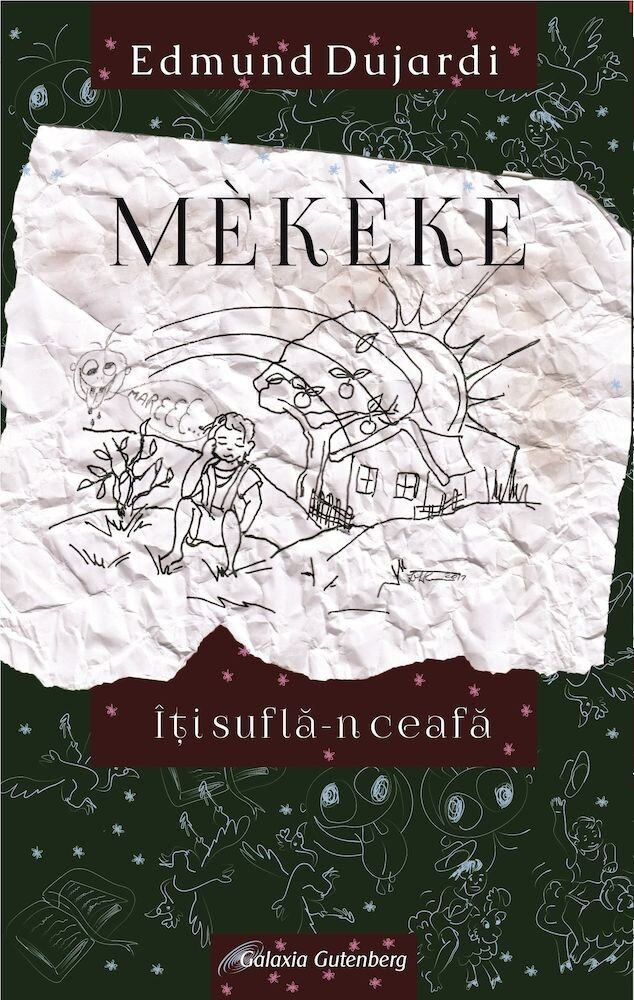 Coperta Carte Mekeke iti sufla in ceafa