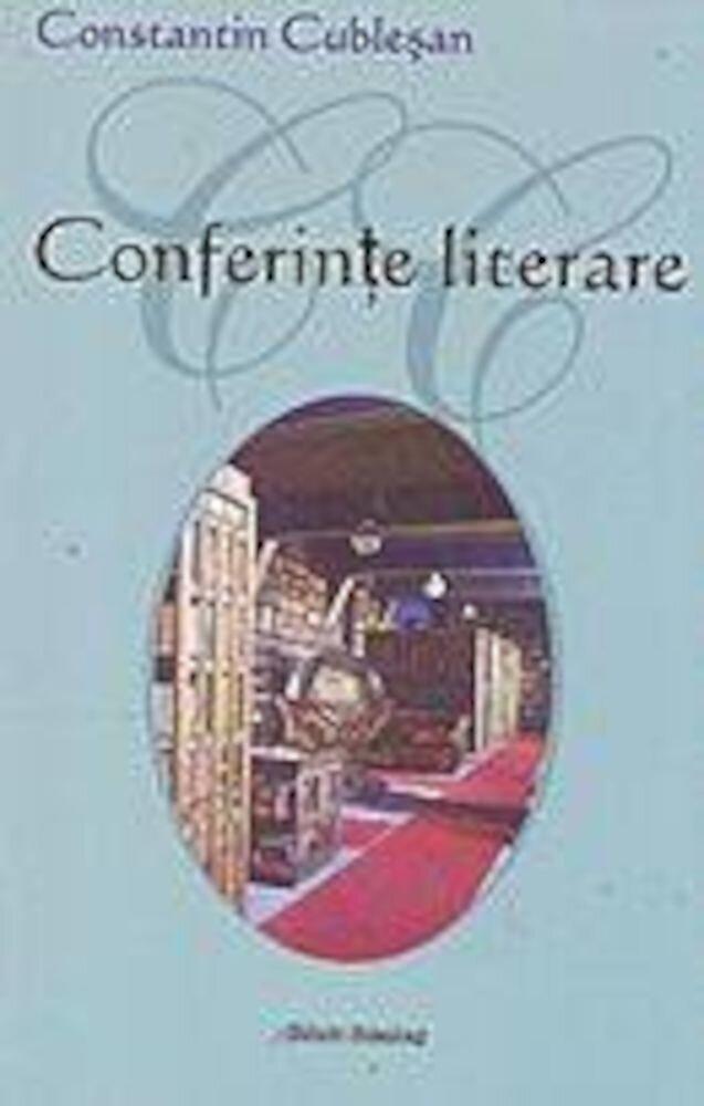 Conferinte literare