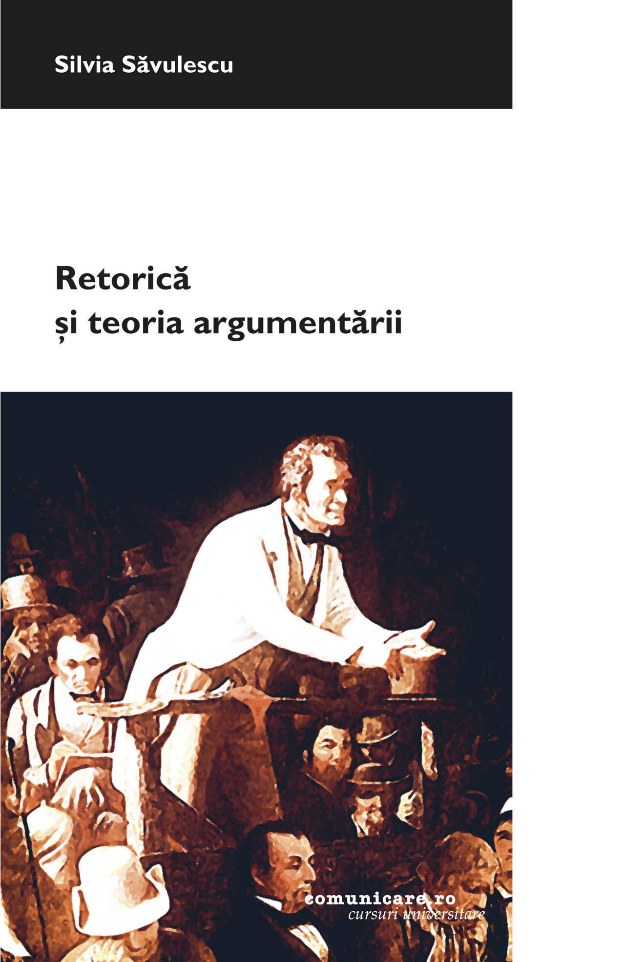 Retorica si teoria argumentarii (eBook)