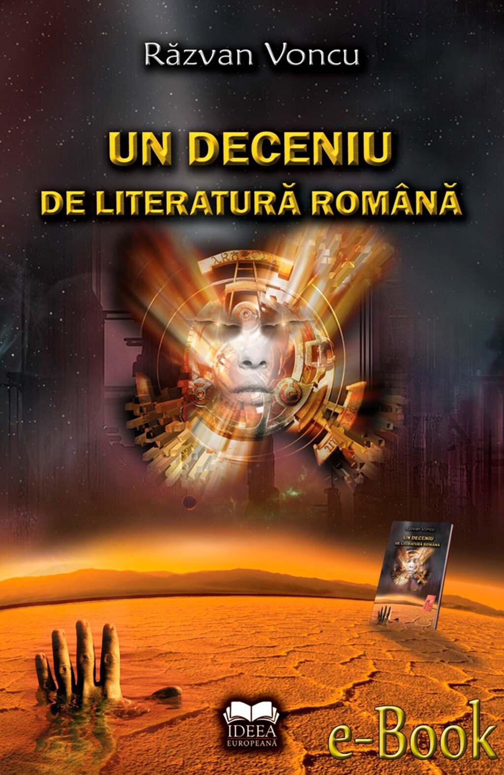 Un deceniu de literatura romana (eBook)