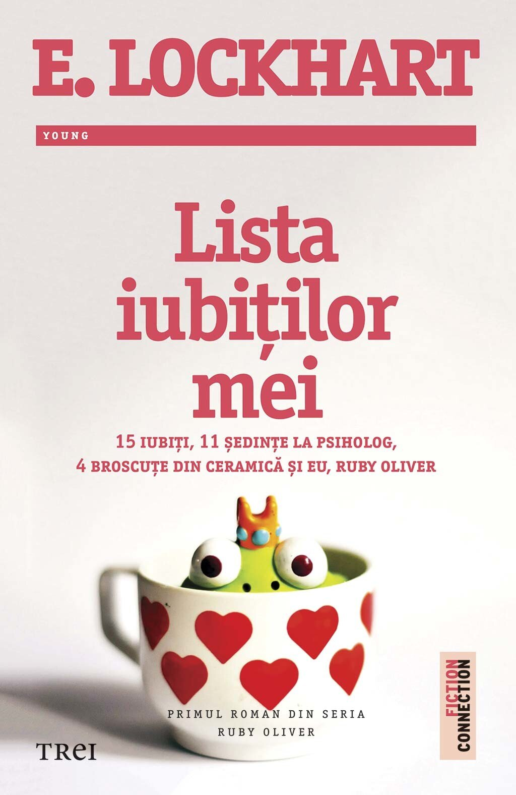 Lista iubitilor mei (eBook)
