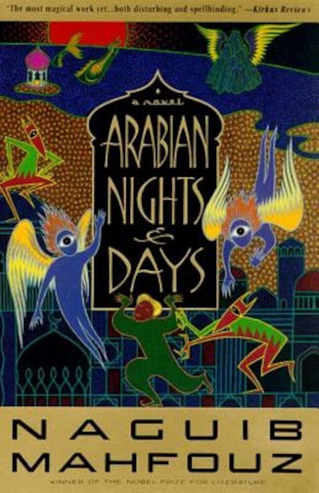 Arabian Nights and Days, Paperback