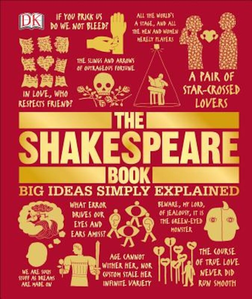 The Shakespeare Book, Hardcover