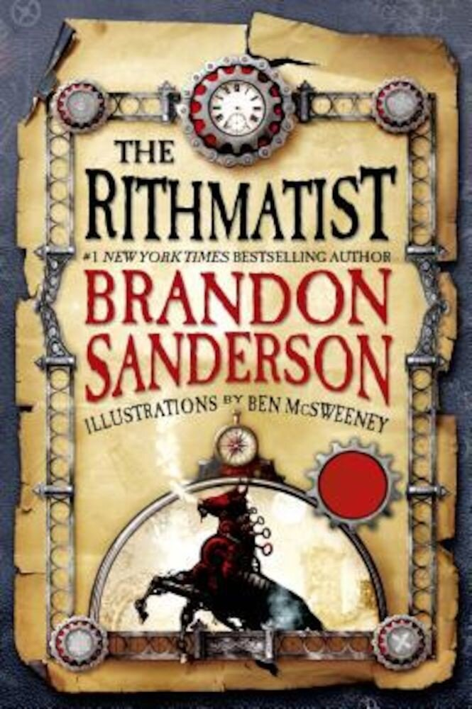 The Rithmatist, Paperback