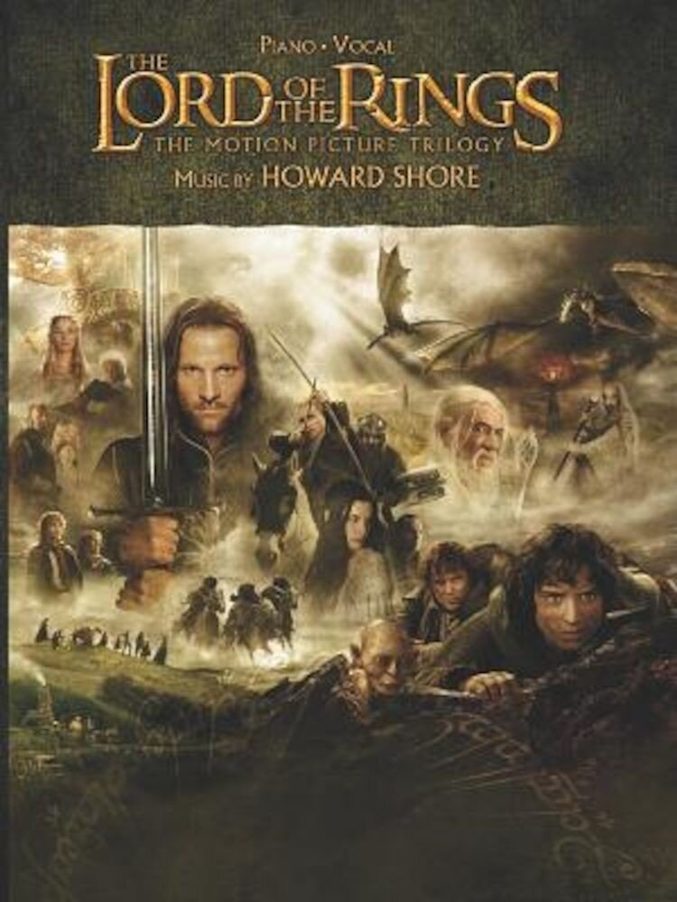 The Lord of the Rings: The Motion Picture Trilogy, Paperback