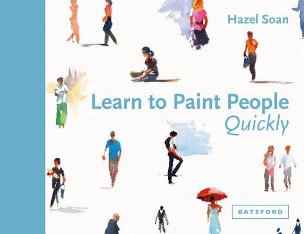 Learn to Paint People Quickly, Hardcover