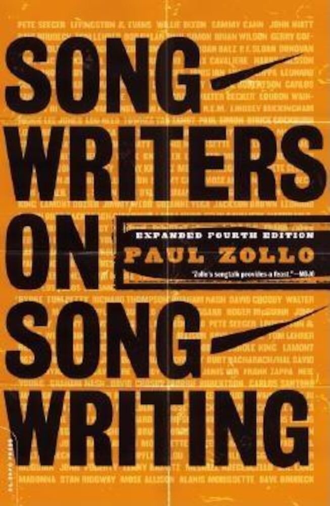 Songwriters on Songwriting, Paperback