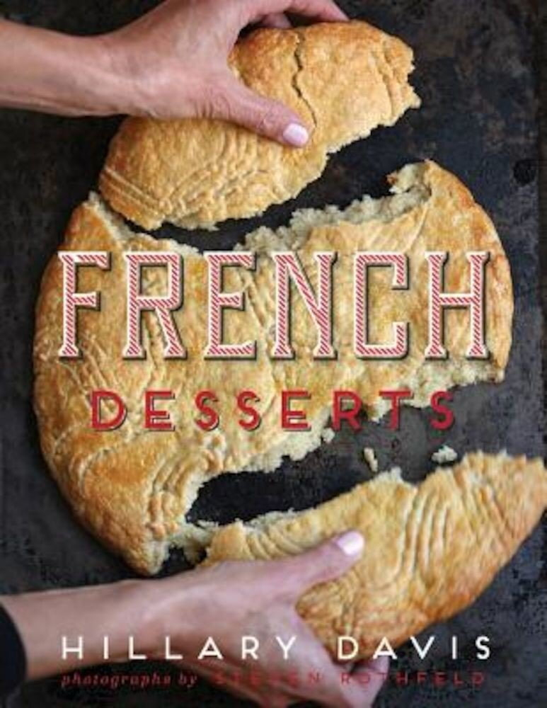 French Desserts, Hardcover