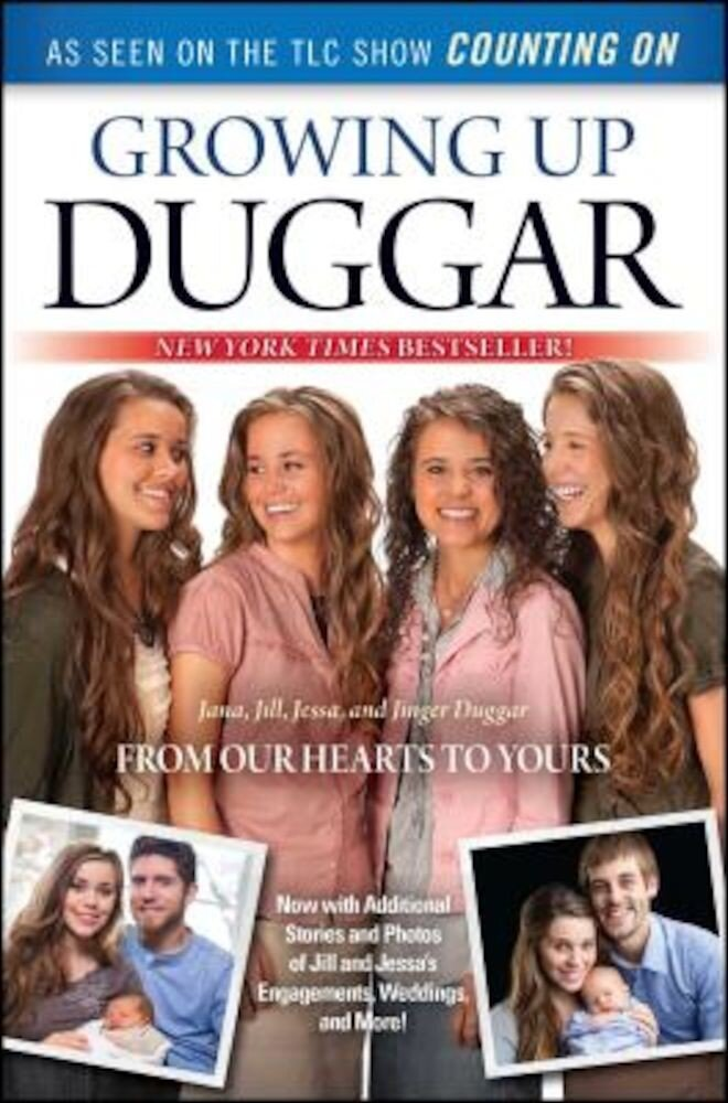 Growing Up Duggar: It's All about Relationships, Paperback