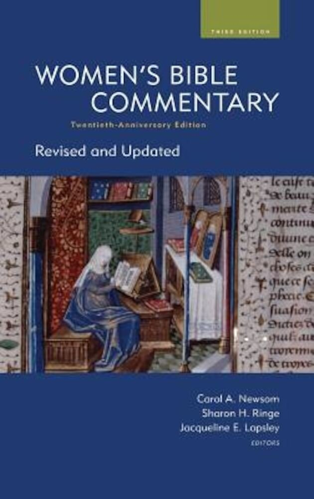 Women's Bible Commentary, Hardcover