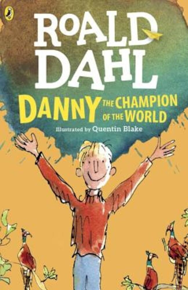 Danny the Champion of the World, Paperback