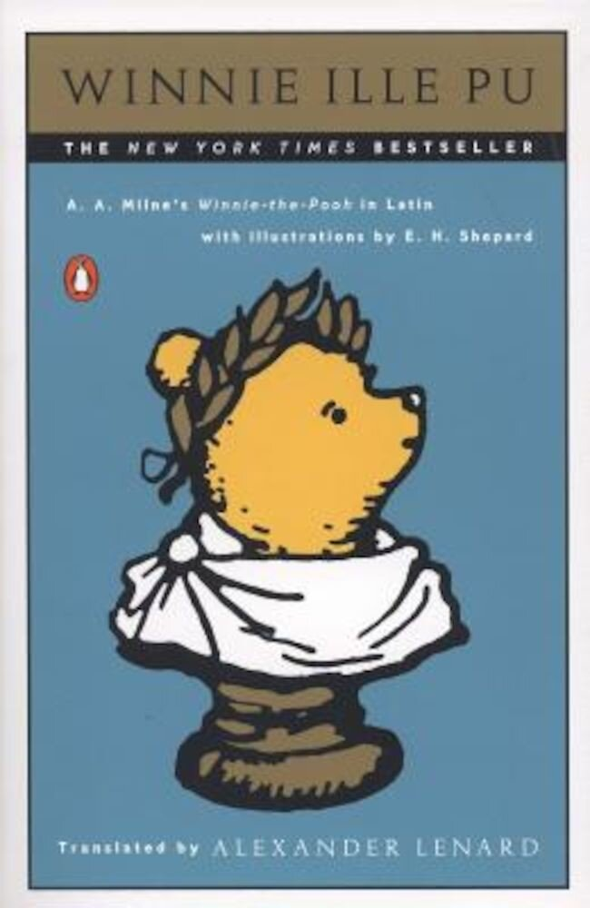 Winnie Ille Pu, Paperback