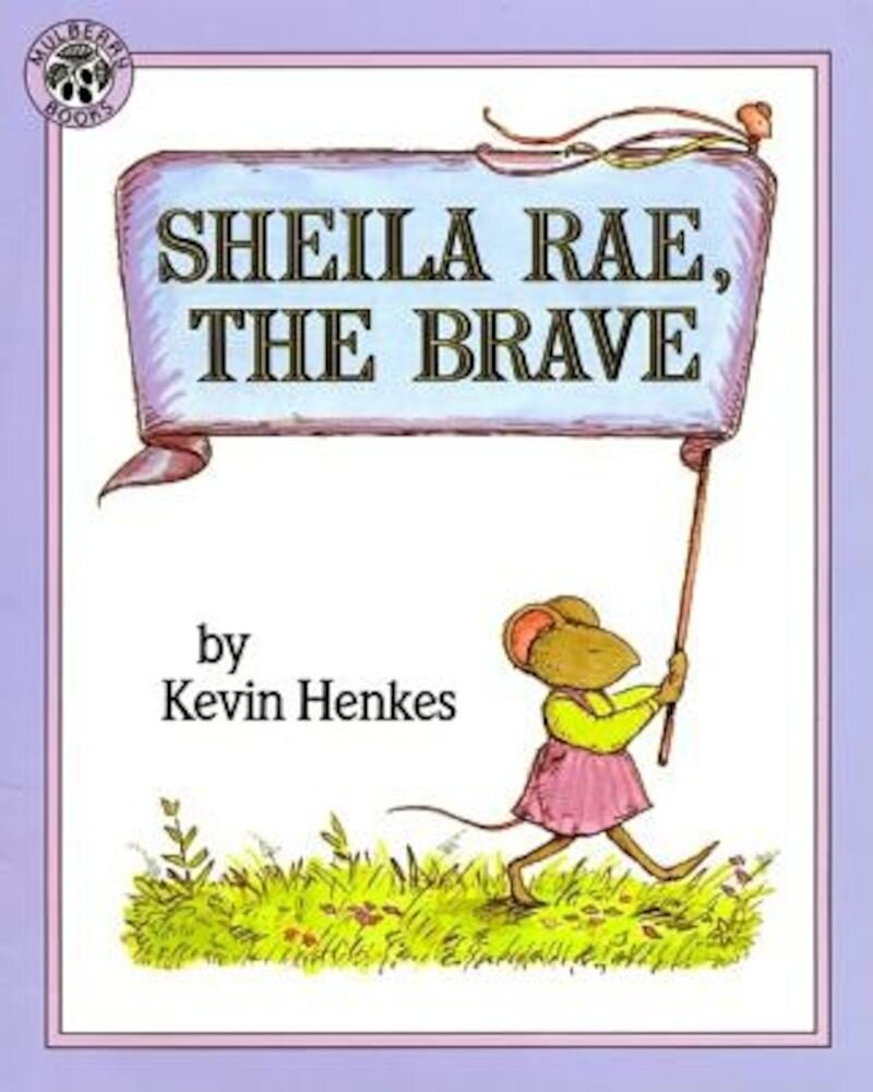 Sheila Rae, the Brave, Paperback