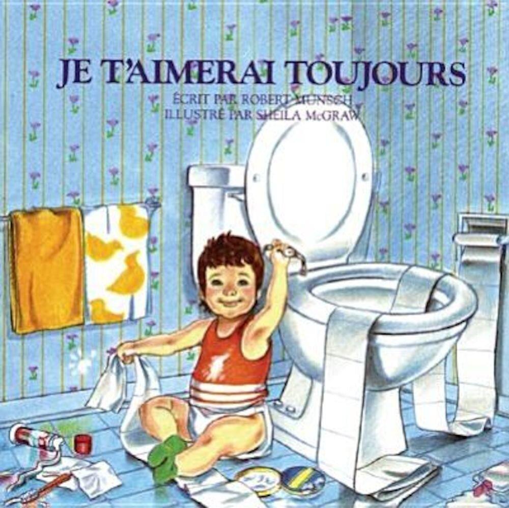 Je T'Aimerai Toujours, Paperback