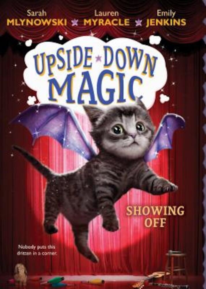 Showing Off (Upside-Down Magic #3), Hardcover