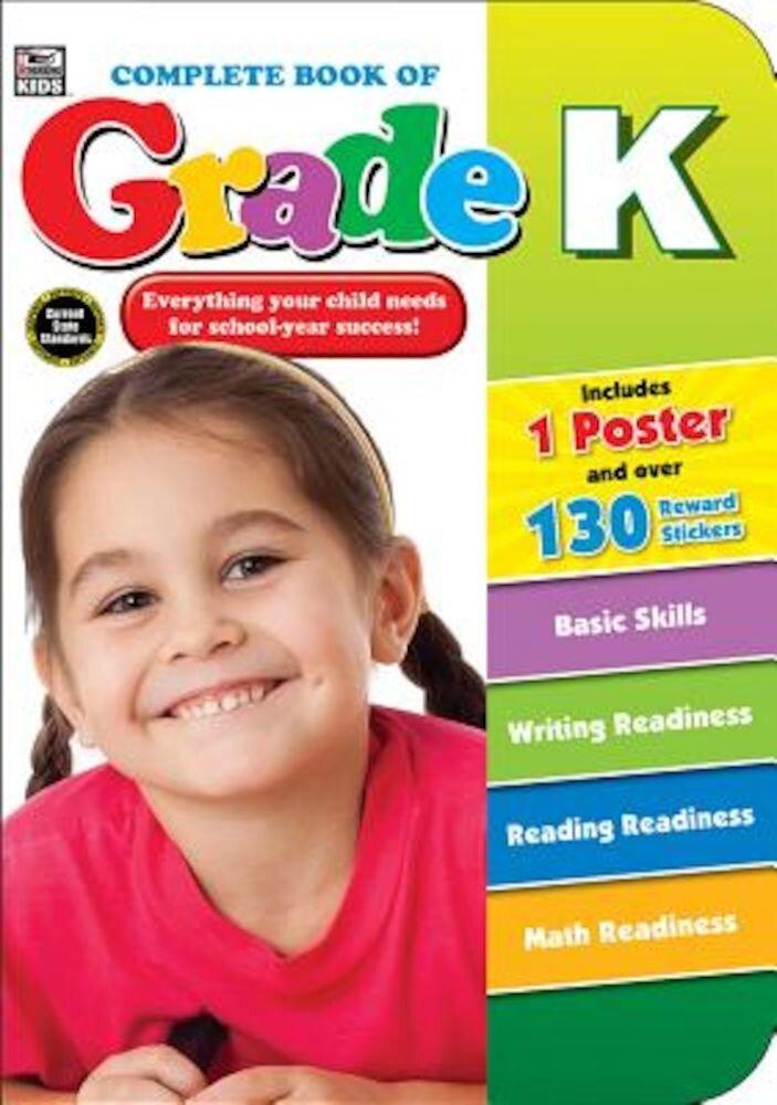 Complete Book of Grade K, Paperback