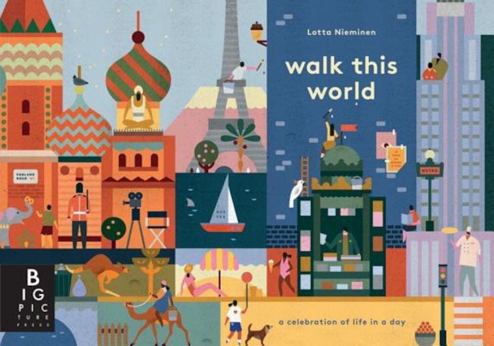 Walk This World, Hardcover