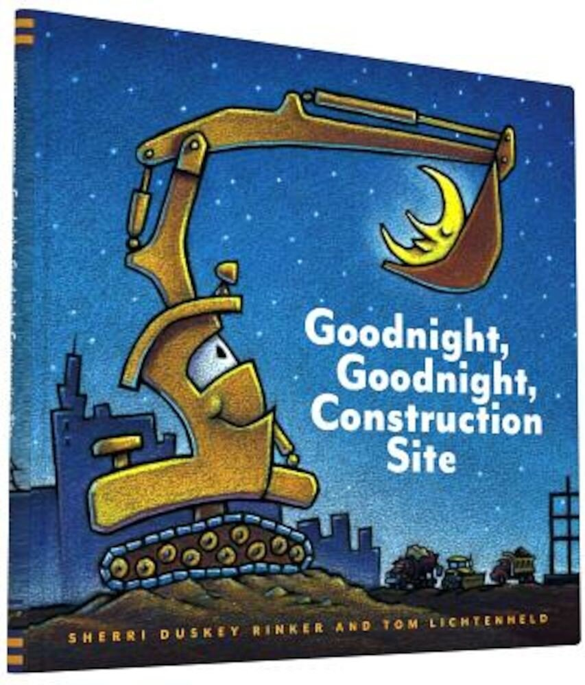 Goodnight, Goodnight, Construction Site, Hardcover