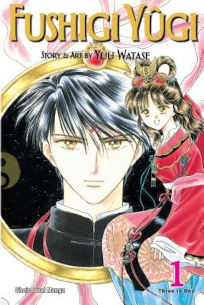 Fushigi Yugi, Volume 1: The Mysterious Play, Paperback