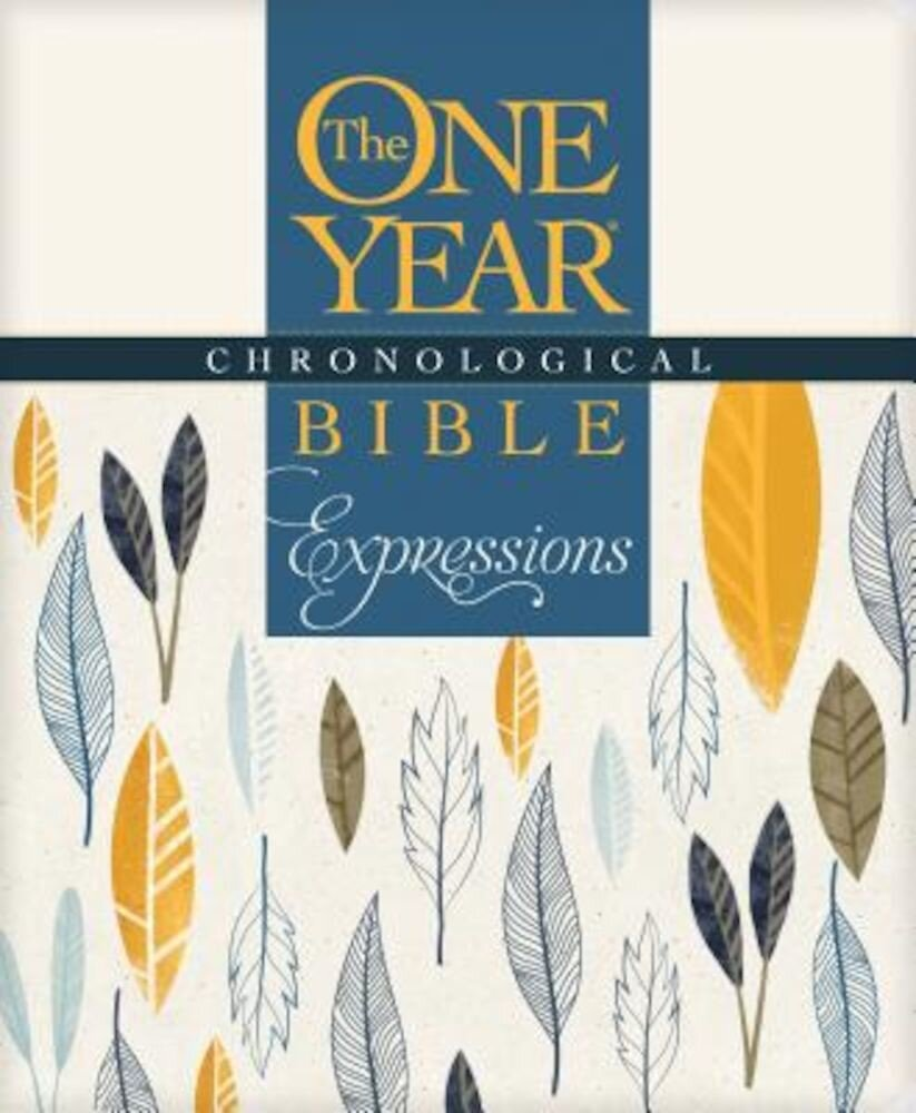 The One Year Chronological Bible Creative Expressions, Paperback