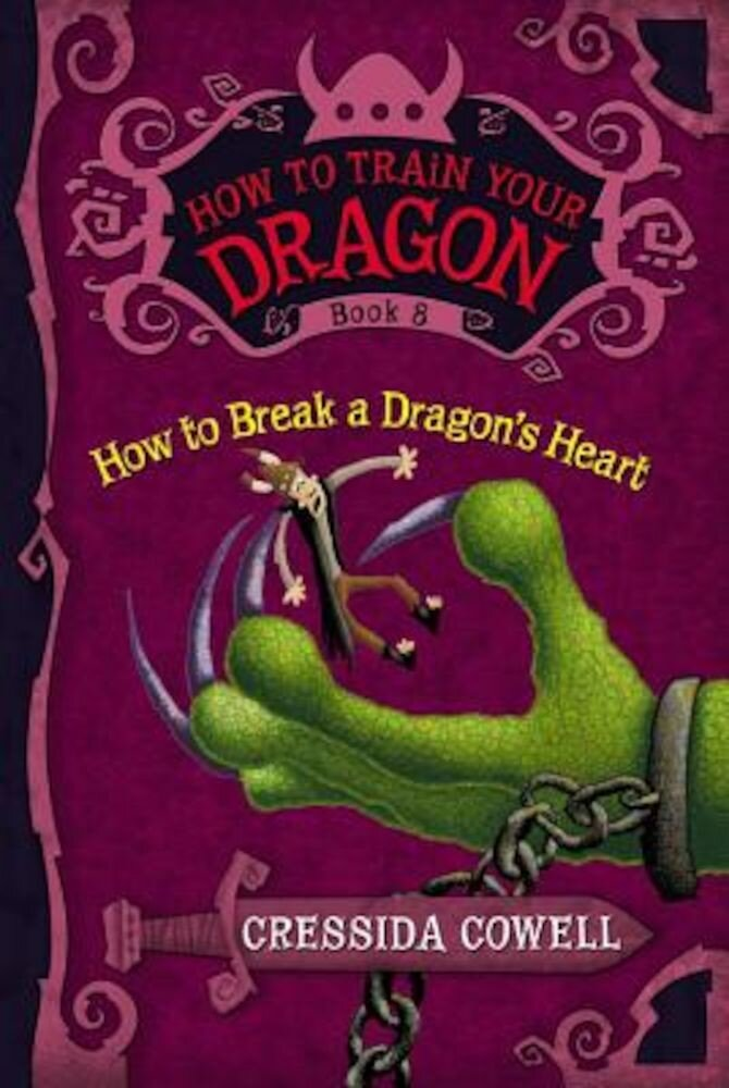 How to Break a Dragon's Heart, Paperback