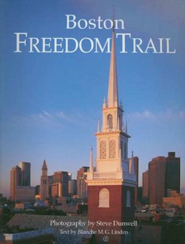 Boston Freedom Trail, Paperback