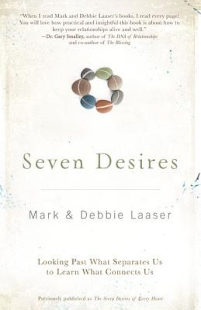 Seven Desires: Looking Past What Separates Us to Learn What Connects Us, Paperback