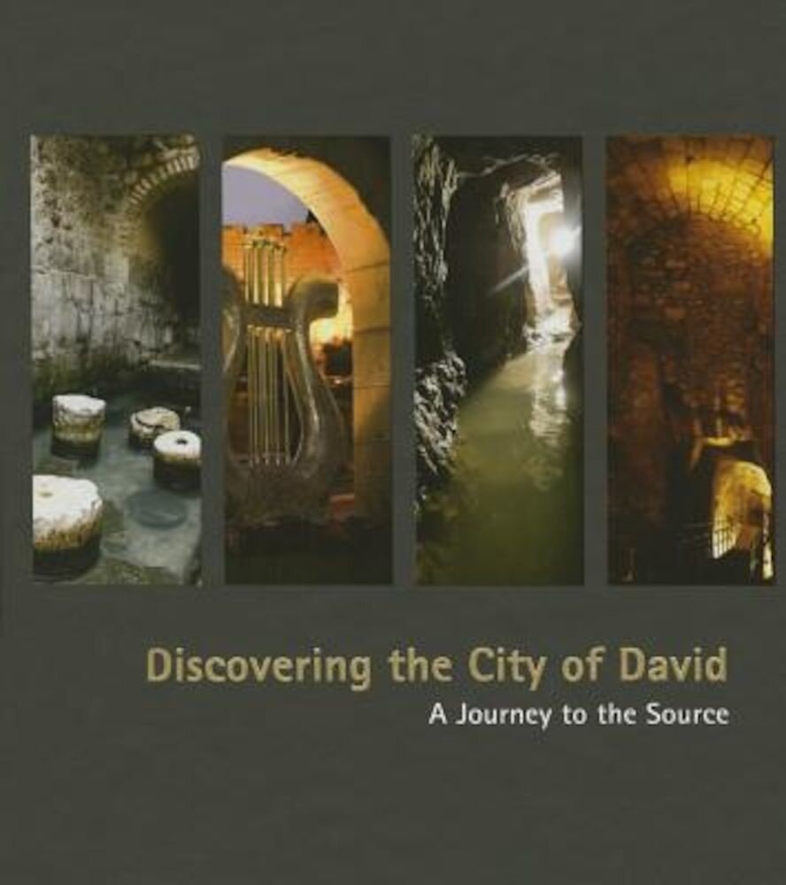 Discovering the City of David, Hardcover