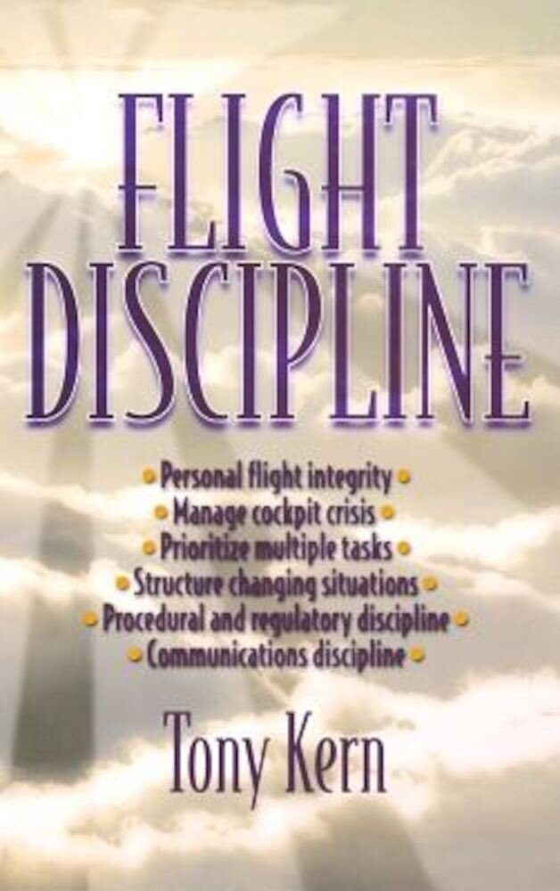 Flight Discipline, Hardcover