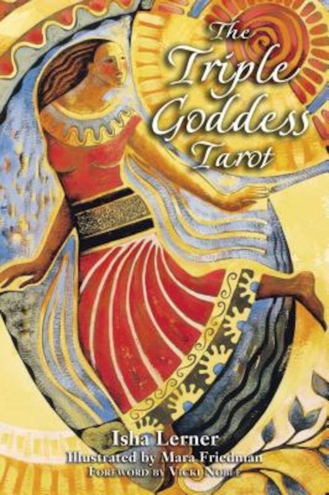 Triple Goddess Tarot, Paperback