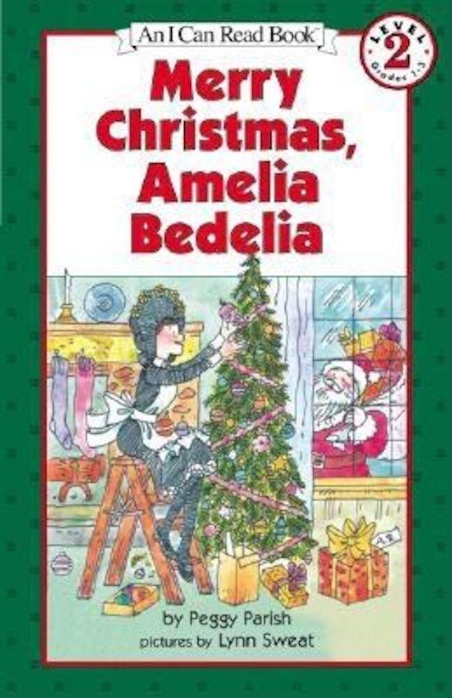 Merry Christmas, Amelia Bedelia, Paperback