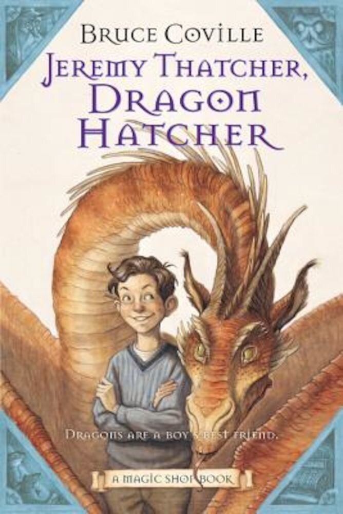 Jeremy Thatcher, Dragon Hatcher, Paperback