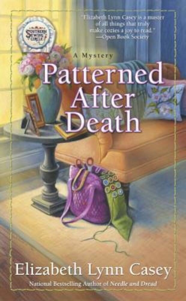 Patterned After Death, Paperback
