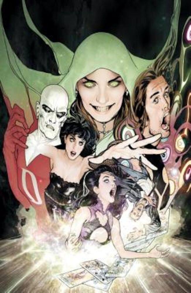 Justice League Dark Vol. 1: In the Dark (the New 52), Paperback