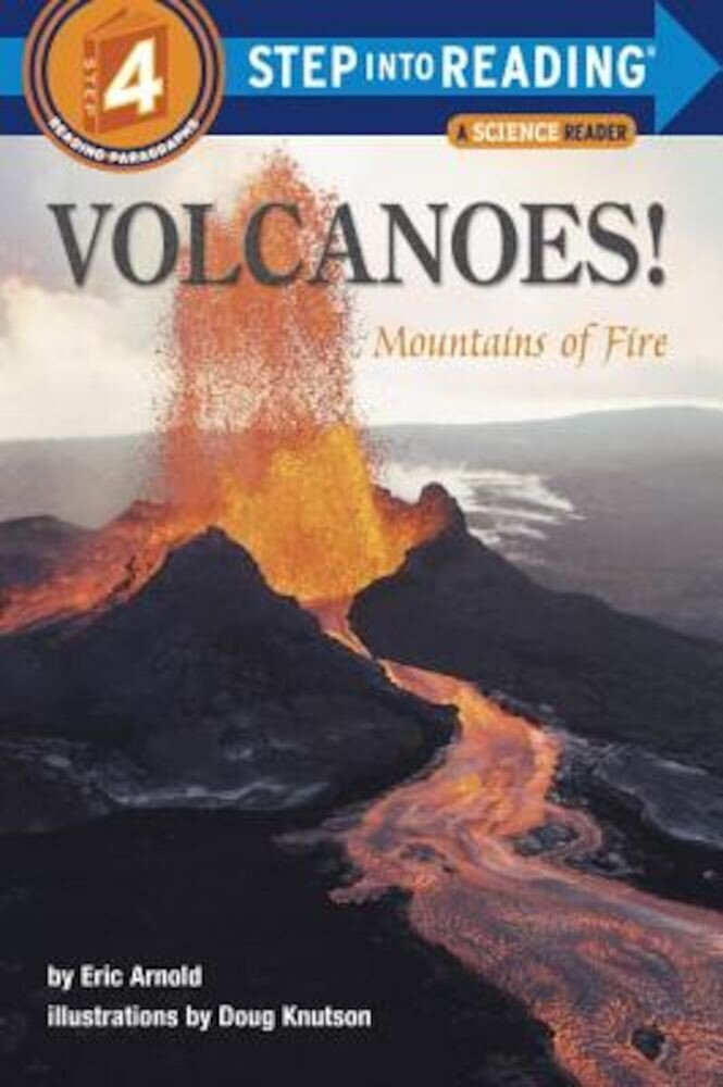 Volcanoes!: Mountains of Fire, Paperback